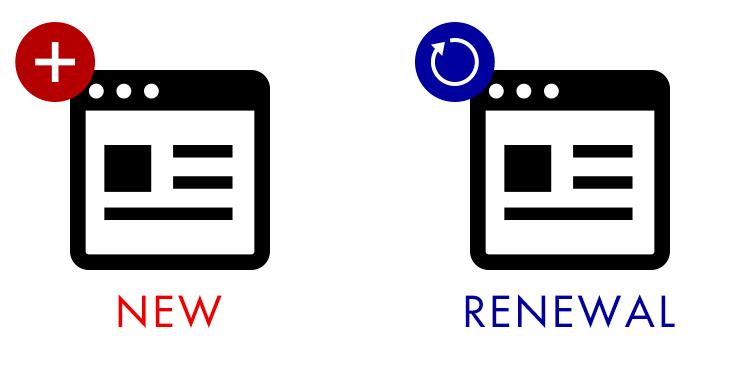 Webサイトの新規制作とリニューアルの違い