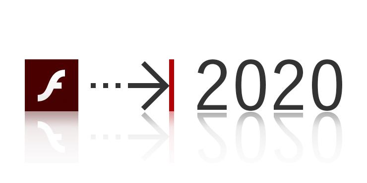 Flashが2020年末で終了へ